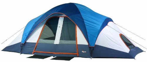 Mountain Trails Grand Pass - #5 10 person tent
