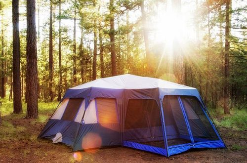 The Coleman Weathermaster 10 Person Tent Review