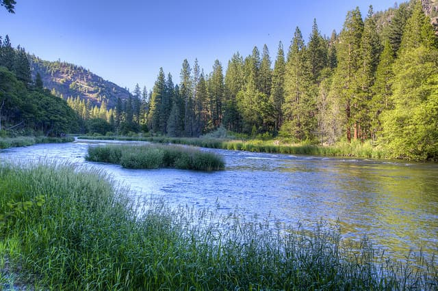 Best Crater Lake Camping - Agency Lake Resort