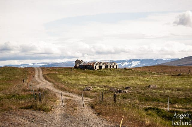 The Best Camping in Iceland - Bjarteyjarsandur Farm