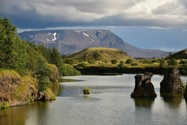 The Best Camping in Iceland - North Iceland