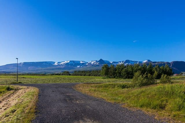 The Best Camping in Iceland - Tradir Guesthouse