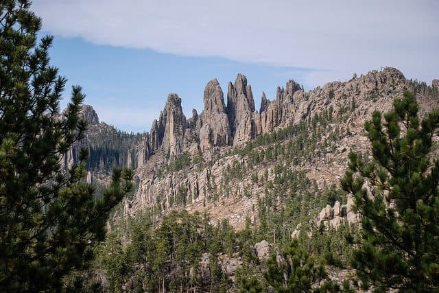 The Best Custer State Park Camping - Broken Arrow Campground