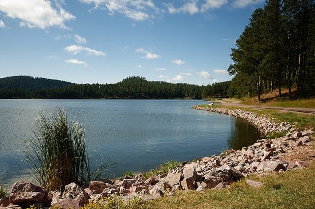 The Best Custer State Park Camping - Stockade Lake