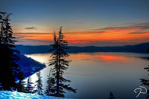 The best crater lake camping - Crater Lake