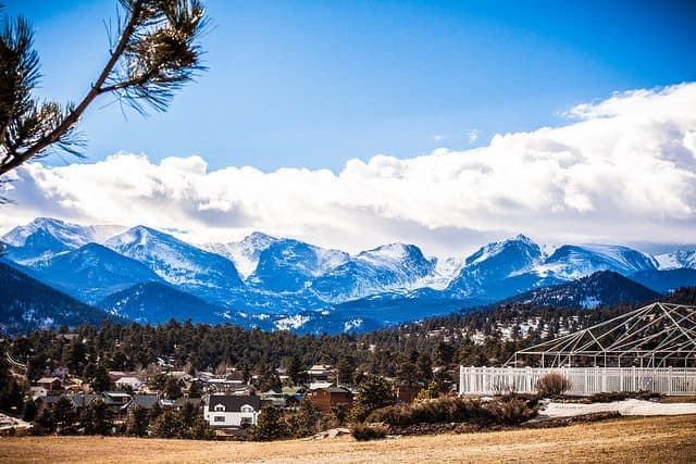 The best red feather lakes camping - Estes Park