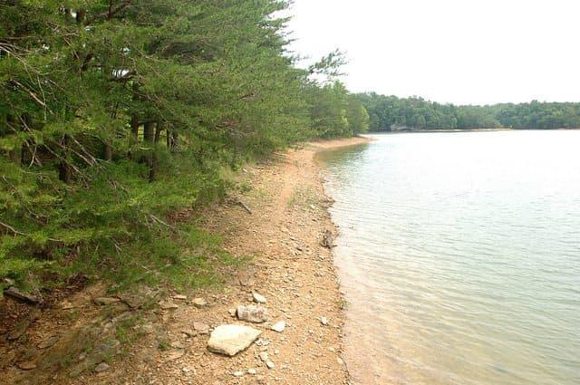 The best red river gorge camping - Laurel Lake Camping Resort