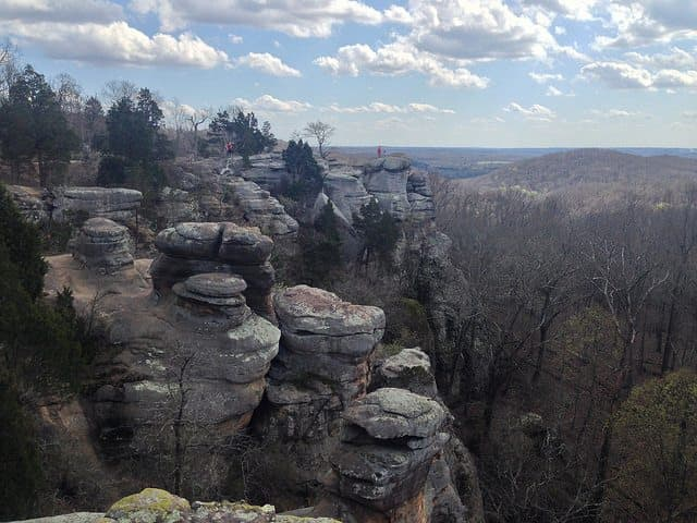 The best shawnee national forest camping - Double M Campground