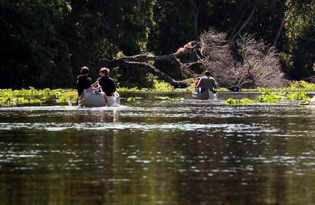 Best Camping in Florida - Alexander Springs
