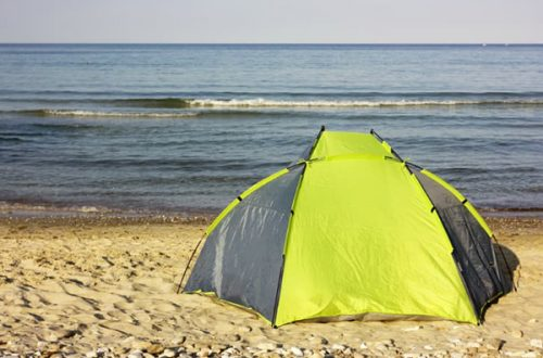 The Best Beach Tent