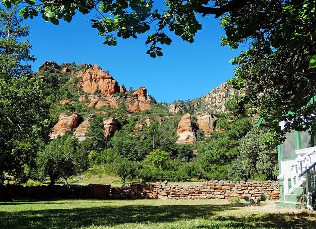 Best Camping in Sedona - Cave Springs