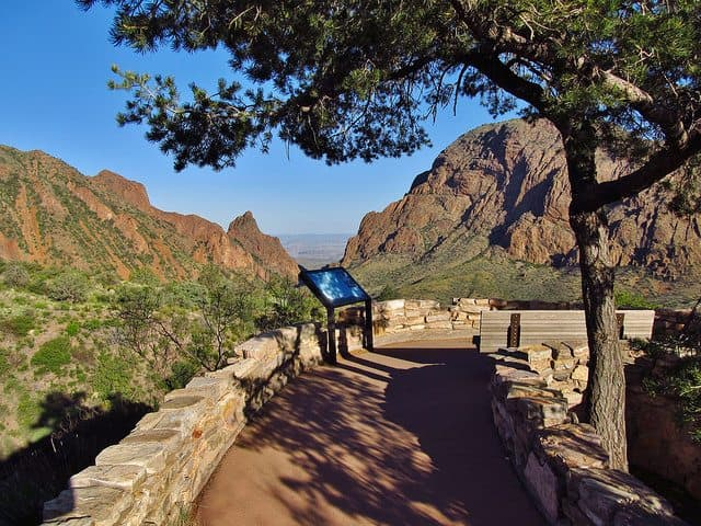 Best Camping in Texas - Chisos Basin