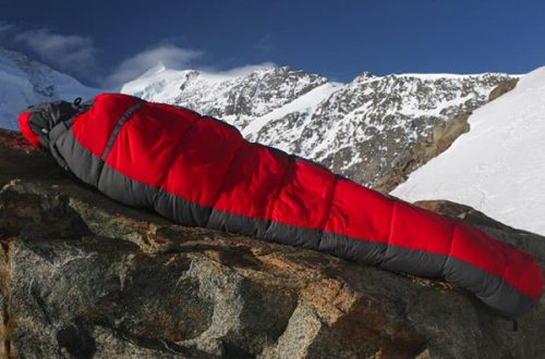The Best Compact Sleeping Bag