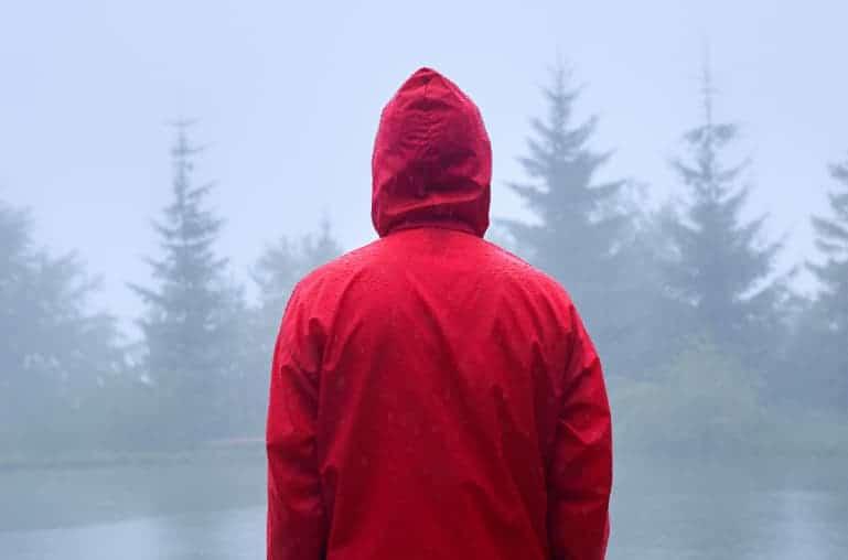 Rainwear: Durable Water Repellent (DWR) Care - Rain Jacket