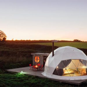 The Best Glamping in the UK - 2021