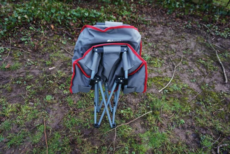 eurohike moon deluxe chair
