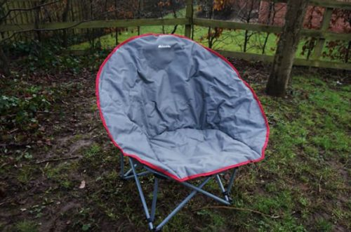 Eurohike Deluxe Moon Chair Test Trek Review