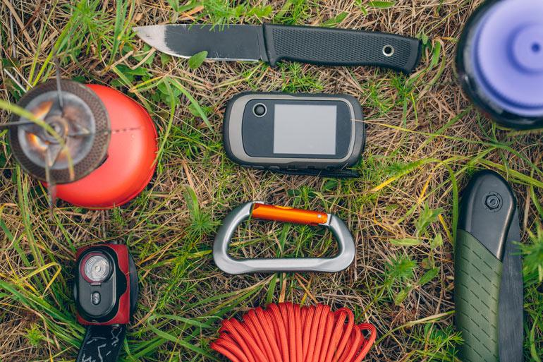 Get Started Geocaching - Equipment