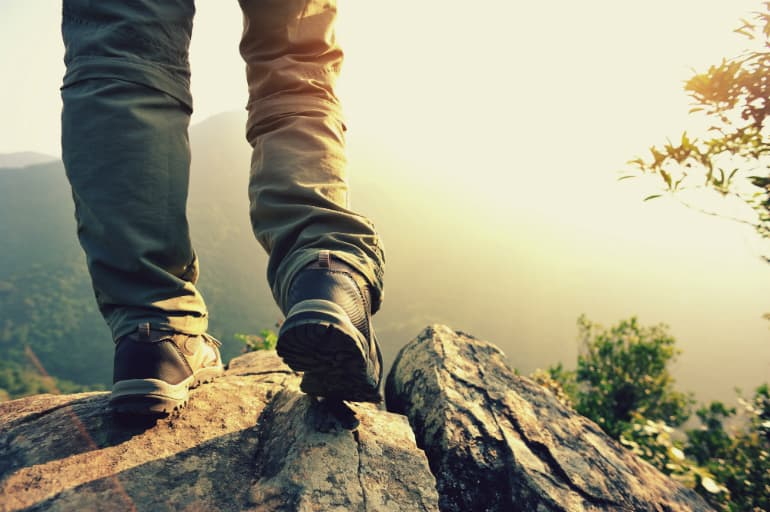 The Definitive Buyers guide: How to Choose Hiking Boots - Terrain