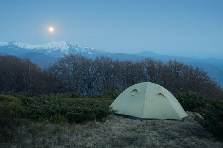 How to Choose Tents for Camping