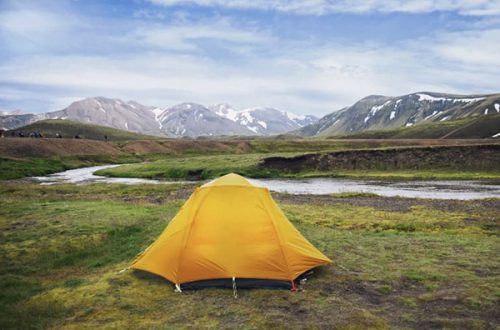 The Best Camping in Iceland