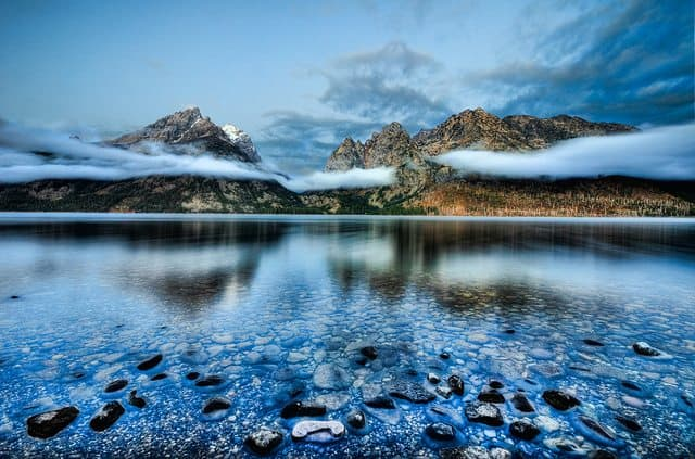 Best Camping in Grand Teton National Park - Jenny Lake
