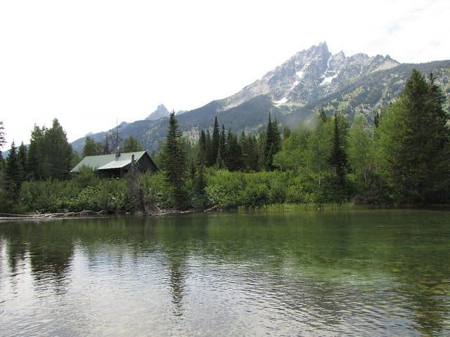 Best Camping in Grand Teton National Park - Jenny Lake Campground