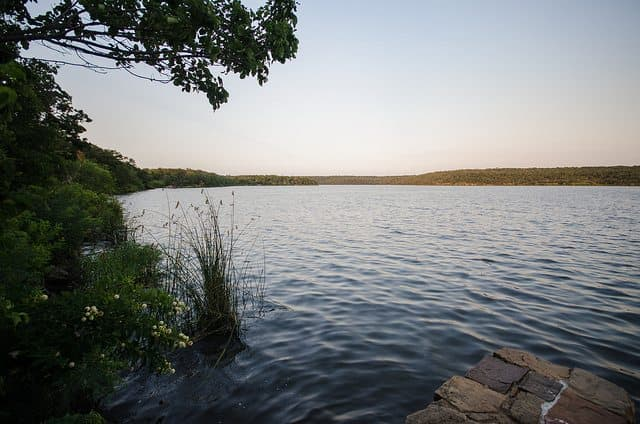 Best Camping in Texas - Lake Mineral