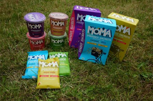 MOMA Porridge - Test Trek Review