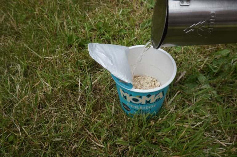 MOMA Porridge - Fill Up