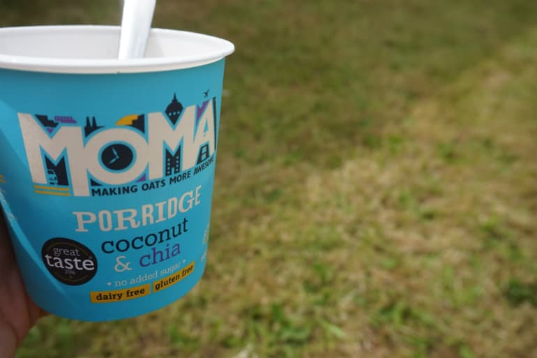 MOMA Porridge - Pot