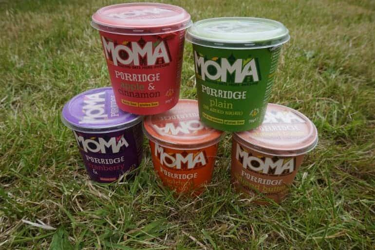MOMA Porridge - Pots