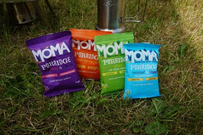 MOMA Porridge - Sachets