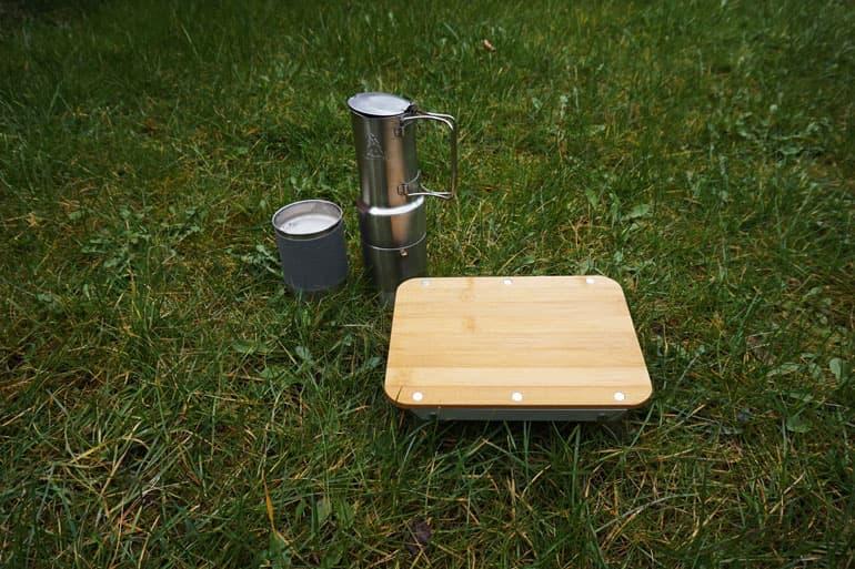 nCamp Wood Stove