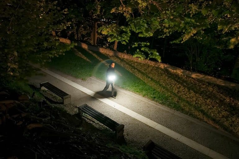 OliLight - Smart Hiking Light and Safety Device