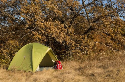 The Best One Person Tent
