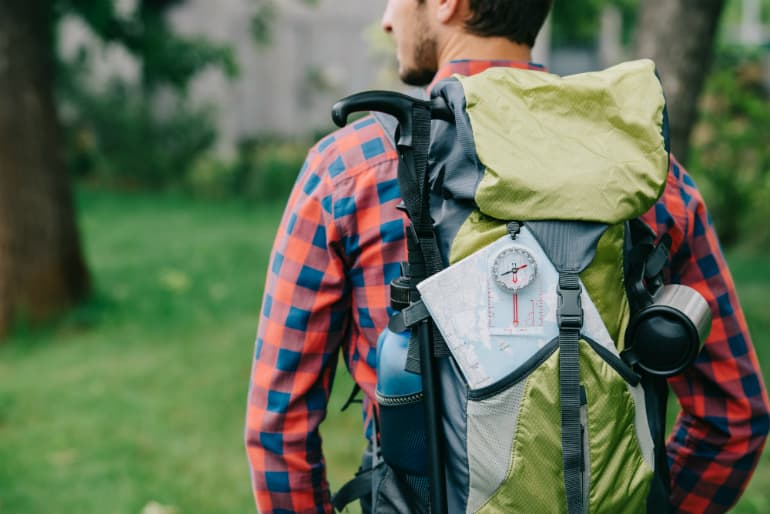 How to Pack and Hoist a Backpack - Loops