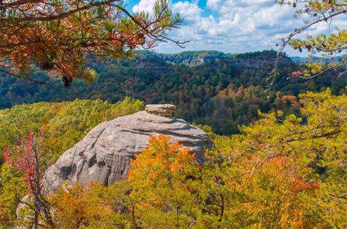 The Best Red River Gorge Camping