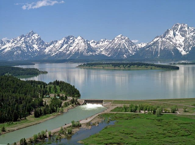 Best Camping in Grand Teton National Park - Signal Mountain