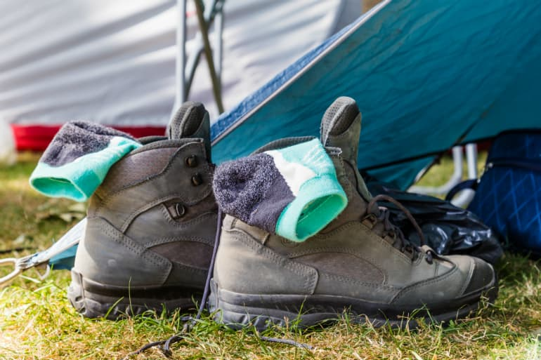 Socks for the Outdoors - Liners