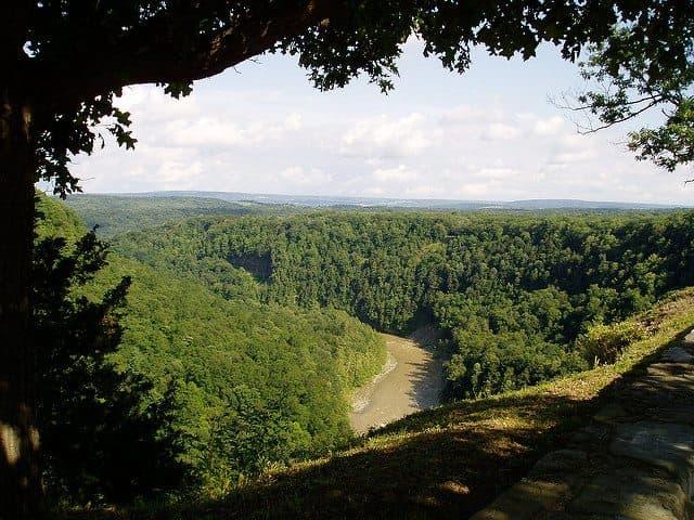 Best Camping in Letchworth State Park - Sugar Creek