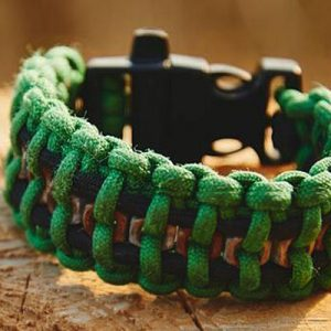 Learn how to make a Survival Bracelet