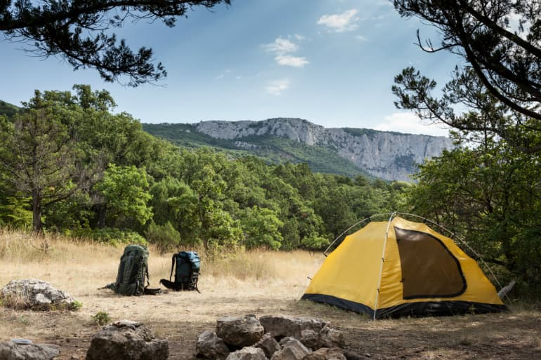 Sustainable Camping - Pack the Essentials