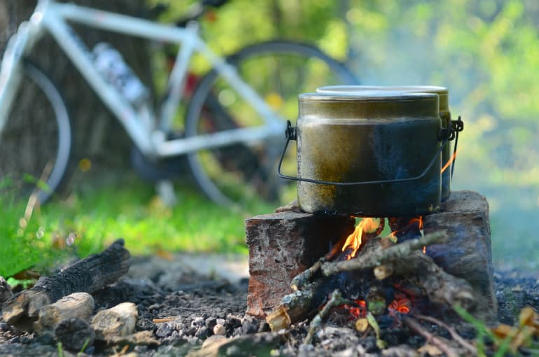 Sustainable Camping - Nutrition