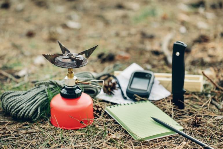 Sustainable Camping - Ten Essentials