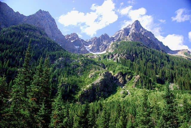 Best Camping in Grand Teton National Park - Teton Canyon