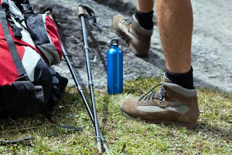 The Best Walking or Trekking Poles - Material