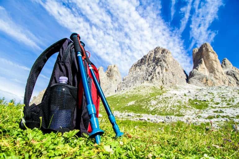 The Best Walking or Trekking Poles - Size