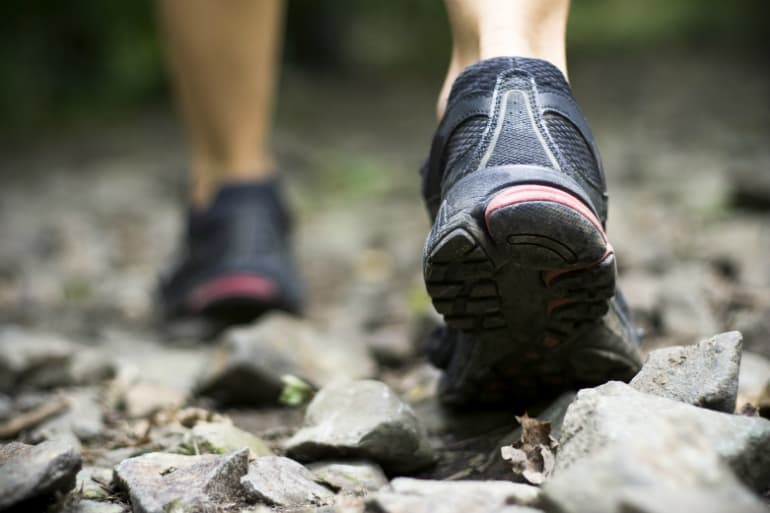 How to Choose the Best Walking Shoes - vs Running Shoes