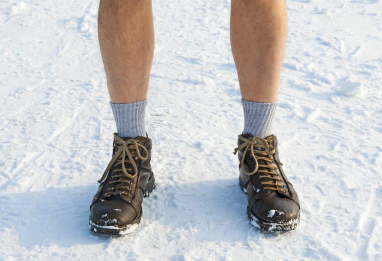 Socks for the Outdoors - Seasonal Socks